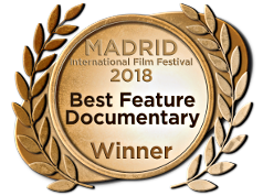 Best Feature Documentary - Madrid International Film Festival 2018